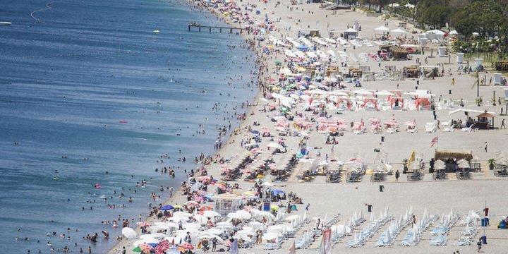 Antalya Turist Rekoru Kırdı
